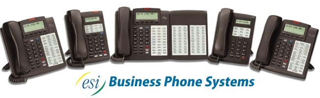 ESI desktop phones